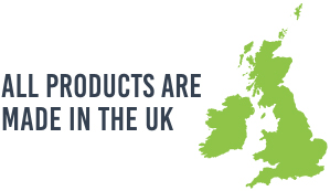 All products are made in the UK