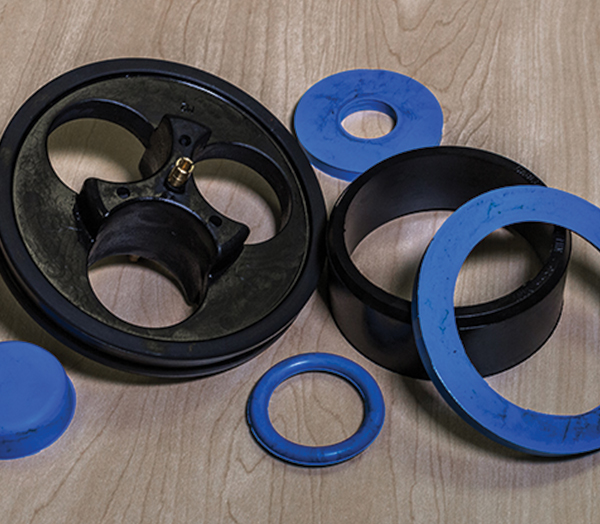 rubber mouldings