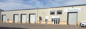Aquaseal Rubber factory