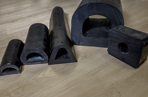 extruded rubber fenders