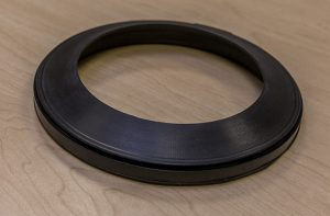 rubber moulded pipe seal