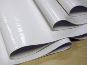 White Food Quality Sleeves